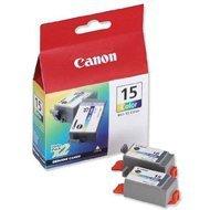 Tusze Canon BCI-15C do I-70 | 2 x 100 str | CMY