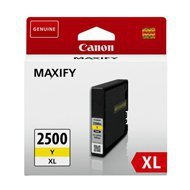 Tusz Canon PGI-2500XLY do MB-5050/5350 | 19.3ml | yellow