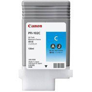 Tusz Canon PFI-102C do IPF-500/600/700/710/720/750 | 130ml | cyan