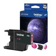 Tusz Brother LC1220 (300 str.) DCP-J525W magenta