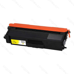 Toner Brother TN-321Y [1500 str.] zamiennik żółty