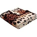 Narzuta Koc Biederlack - Simply Luxury - Leopard - 3 rozmiary