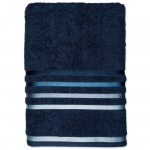 Ręcznik Karsten - LUMINA / blue - granatowy
