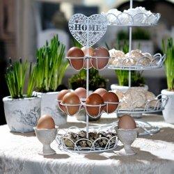 Etażerka na jajka Belldeco - Romantic