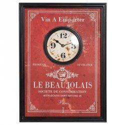 Zegar Belldeco Vintage - Le Beaujolais - 55 cm