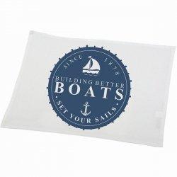 Serweta / podkładka French Home - Marynarska Boats - biała