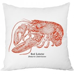 Poduszka French Home - Sealife - Red Lobster