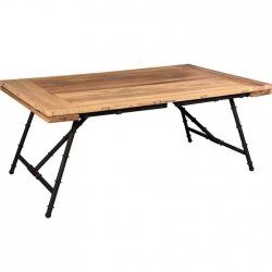 Stół / biurko Belldeco London - prostokątny 220x110 cm