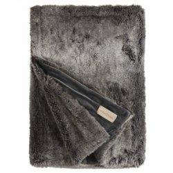 Narzuta / pled futrzany - Winter Home - Timberwolf