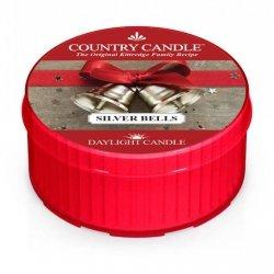 SILVER BELLS - świeczka zapachowa COUNTRY CANDLE
