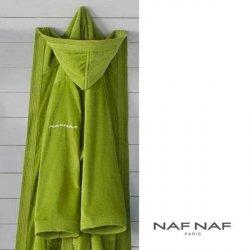Szlafrok NAF NAF - Unisex - zielony