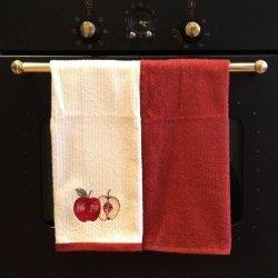 Komplet ręczników kuchennych Tac - JABŁUSZKO
