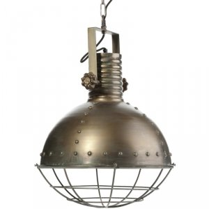 Lampa sufitowa Aluro - MATIX - średnica 41 cm
