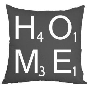 Poduszka French Home - Home - szara