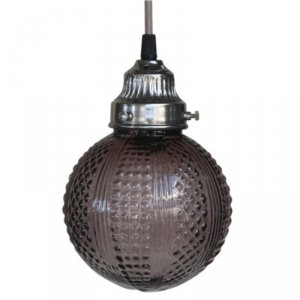 Lampa sufitowa Chic Antique - KULA - 21 cm
