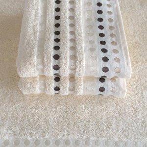 Ręcznik PUNTOS - ecru