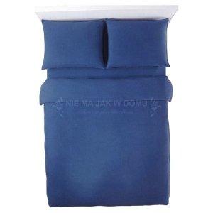 Pościel Benetton Solid Jeans Granatowa