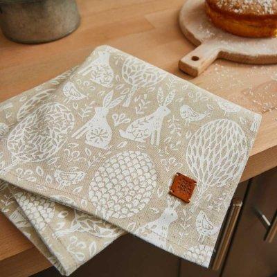 Ścierka kuchenna Ulster Weavers - Zające
