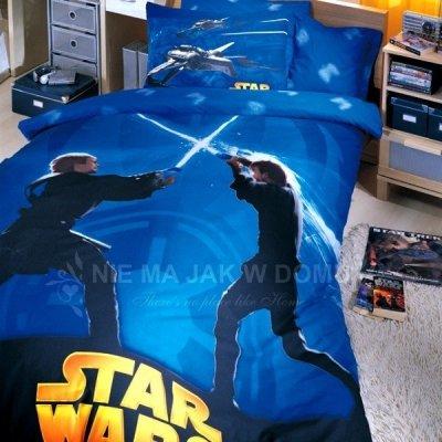Pościel Tac Star Wars Jedi + prześcieradło