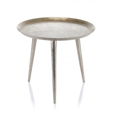 Stolik Aluro Gido - średnica 39,5 cm