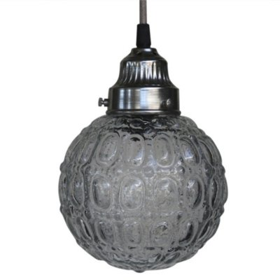 Lampa sufitowa Chic Antique - KULA 5 - 21 cm