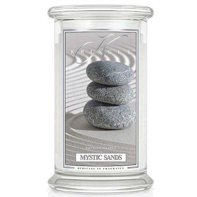 MYSTIC SANDS - świeca zapachowa KRINGLE CANDLE - 100 godzin