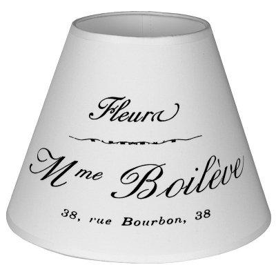 Abażur French Home - Madame - średnica 25 cm