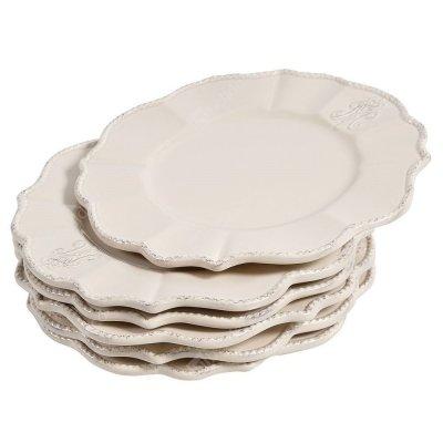 NICEA - talerz śniadaniowy - średnica 25,5 cm