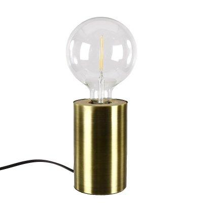 Lampa stołowa - KOPPARBO - mosiądz