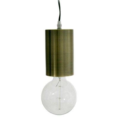 Lampa sufitowa - Kopparbo - mosiądz