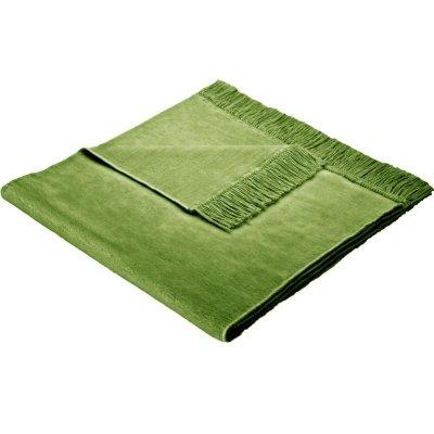 Narzuta na fotele i kanapy - MOCA DESIGN - zielona