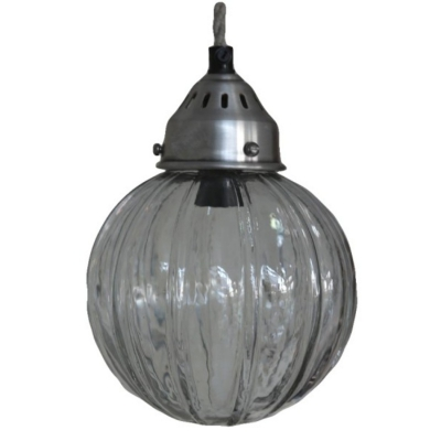 Lampa sufitowa Chic Antique - KULA 2 - 21 cm