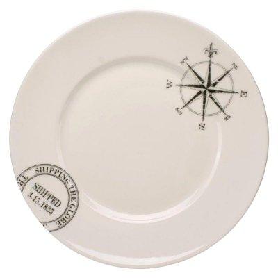 COMPASS - talerz obiadowy