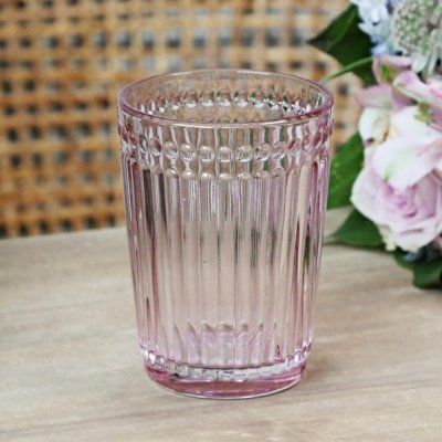Kubek łazienkowy Chic Antique - PEARL ROSE - różowy