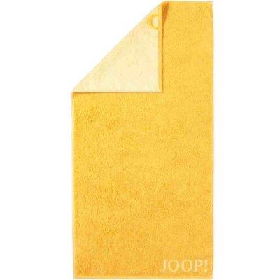 Ręcznik Joop! Classic Doubleface - żółty