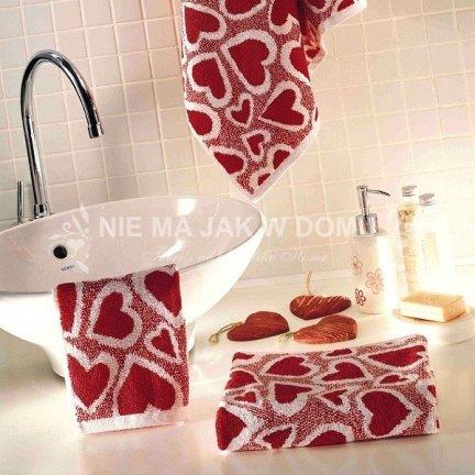 Komplet ręczników Tac - Let Love - 3 szt.