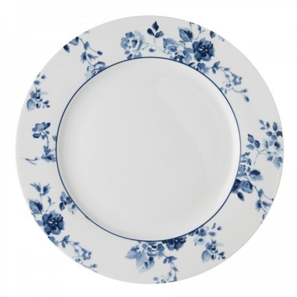 Laura Ashley BLUEPRINT - talerz 23 cm - CHINA ROSE
