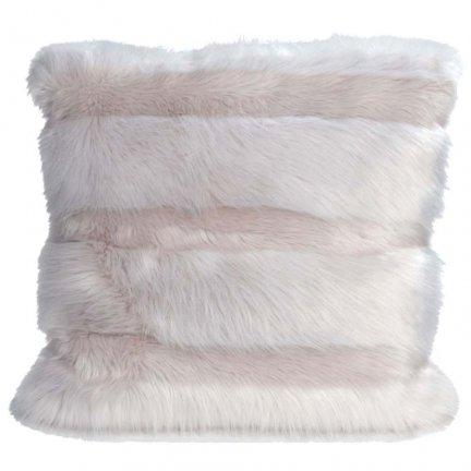Poduszka futrzana Winter Home - Angora Cat - 60x60 cm