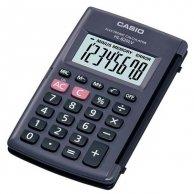 Kalkulator Casio, HL 820LV BK, czarna