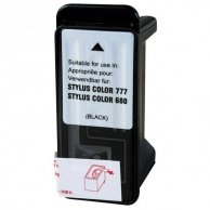 black, 18mlml, dla Epson Stylus Color 680, 685