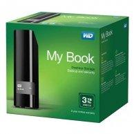 Zewnętrzny dysk twardy, Western Digital, 3,5, 3000GB, 3TB, USB 3.0, WDBFJK0030HBK-EESN, czarna