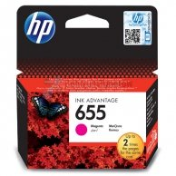HP oryginalny ink CZ111AE#302, No.655, magenta, 600s, blistr, HP Deskjet Ink Advantage 3525, 5525, 6525, 4615 e-AiO