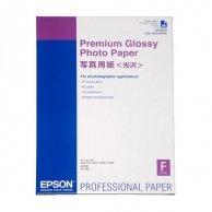 Epson Premium Glossy Photo Pa, foto papier, połysk, biały, Stylus Photo 890, 895, 1270, 2100, A2, 255 g/m2, 25 szt., C13S042091, a