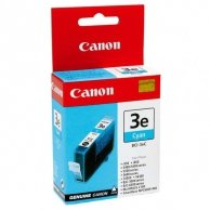 Canon oryginalny ink BCI3eC, cyan, 280s, 4480A002, Canon BJ-C6000, 6100, S400, 450, C100, MP700