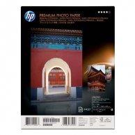 HP Premium Plus Gloss Phot, foto papier, połysk, biały, A2+, 240 g/m2, 20 szt., CZ986A, atrament