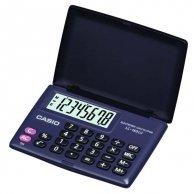 Kalkulator Casio, LC 160 LV, czarna