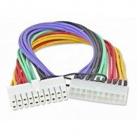 Redukcja zasilanie płyty głównej, 20pin(ATX)-20pin(ATX), M/F, No Name, do podłaczenia płyty głównej PC