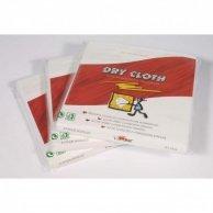 Środki czyszczące ręczniki/chusteczki    suche, hydrofilne, 15x15cm, 25szt., LOGO