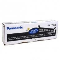 Panasonic oryginalny toner KX-FA83E, black, 2500s, Panasonic KX-FL513EX, KX-FL613EX