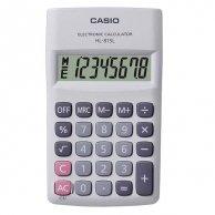 Kalkulator Casio, HL 815L WE, biała